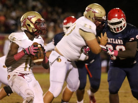 Riverdale and Marqwell Odom will hope to duplicate