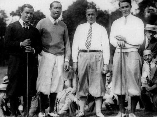 Bobby Jones transcended the game of golf