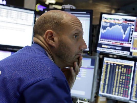 Stock-market selloff