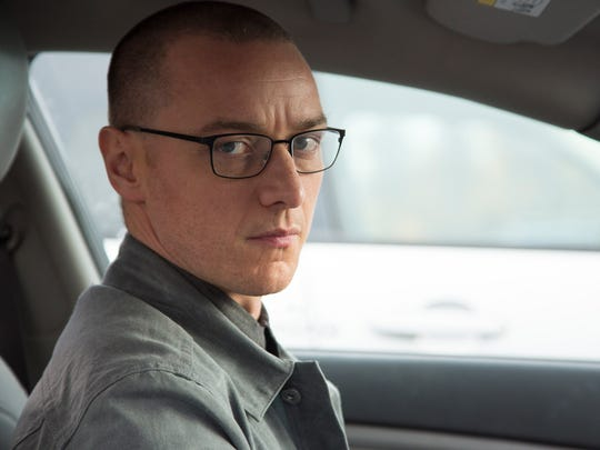 James McAvoy stars as a man with 23 distinct personalities