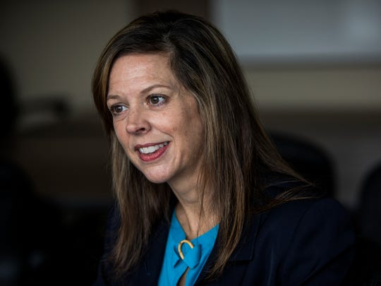 McPeak, who said she has a heart for public service