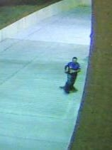 El Paso police are seeking the public's help in finding two men that allegedly beat up and robbed a 25-year-old man who sleeping near the convention center last month.
