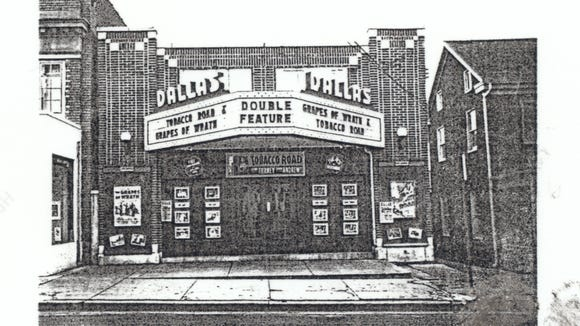 Wade Kehr of Dallastown shared this photo of the former Dallas Theater in Dallastown from either the 1940s or 1950s.