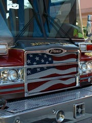 Marco Island firefighters respond to a medical emergency Tuesday afternoon. The City of Marco Island is exploring the possibility of seeking its own ambulance service.