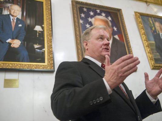 Sen. Scott Wagner, R-Spring Garden Township
