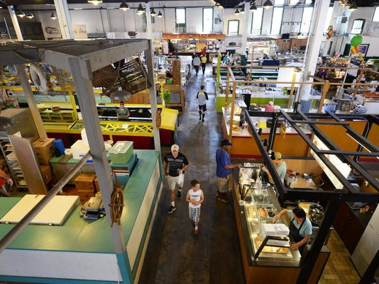 What are you favorite foods at York Central Market.