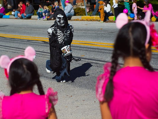 The 66th annual York Halloween Parade returns downtown Sunday with floats, marching bands, vehicles, costumed entries and more.