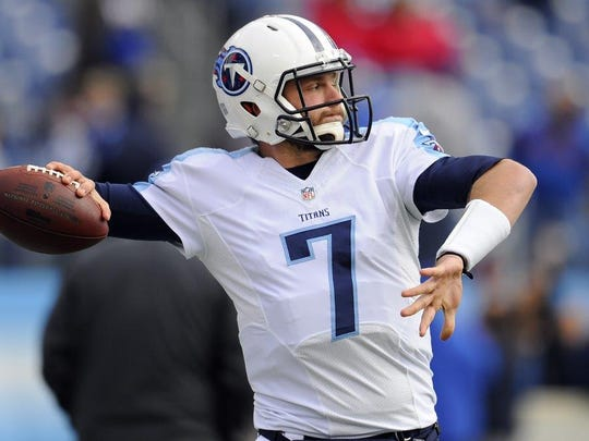 Zach Mettenberger says the right shoulder he injured last season is 100 percent healthy.
