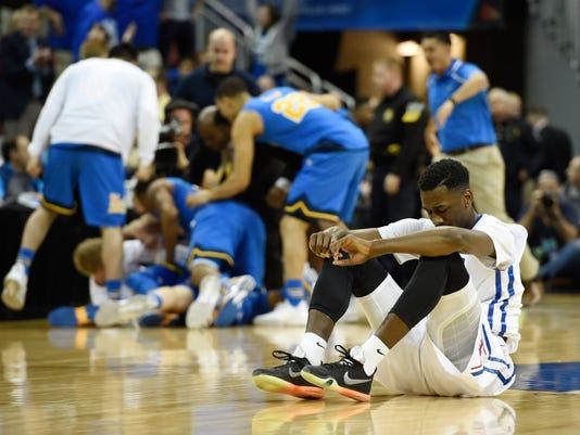 NCAA Basketball: NCAA Tournament-2nd Round-Southern Methodist vs UCLA