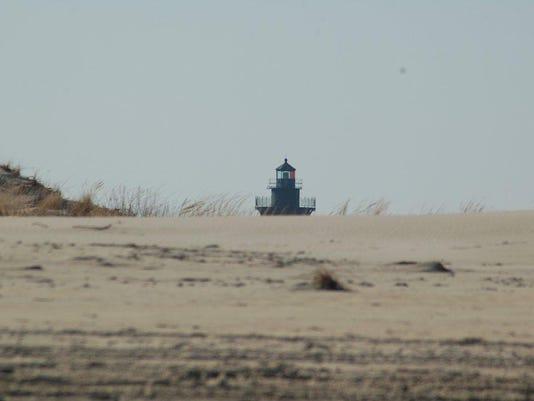 Dunes at Cape Henlopen