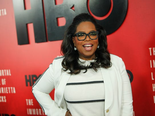 Oprah Winfrey will be honored at the upcoming Golden