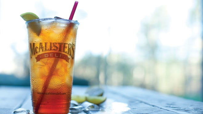 McAlister's Deli will host their 10th annual Free Tea Day on June 21.