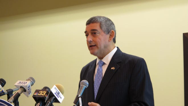 Lt. Gov. Jay Dardenne, a Republican, said the state should consider Medicaid expansion.