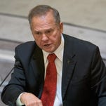 Roy Moore supporters file complaint against Lyn Stuart