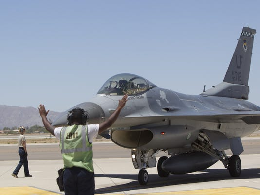 Lockheed Martin F-16 contract to create more than 100