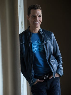 In the early 2000s, Matthew McConaughey was a bona fide movie star and a hunky household name. That would satisfy most actors, but McConaughey wanted something more. For the past couple of years, he has slowly been reshaping his career, eschewing lighthearted rom-coms for hard-hitting indie films. It's a unique transformation that seems to be working, with the upcoming 'Dallas Buyers Club' earning serious Oscar buzz. USA TODAY's Yohana Desta takes a look at McConaughey's silver screen makeover.