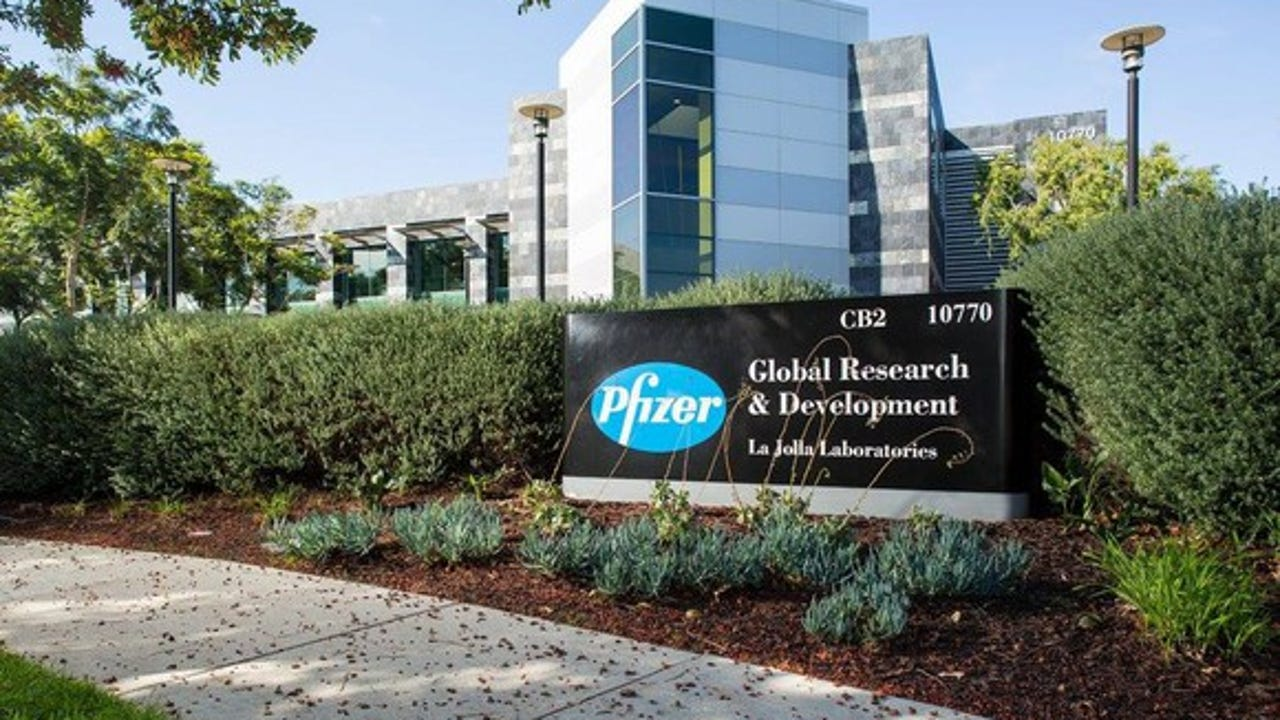 Pfizer, the world's biggest drugmaker, said Wednesday that it's abandoning its European listings due to liquidity issues.