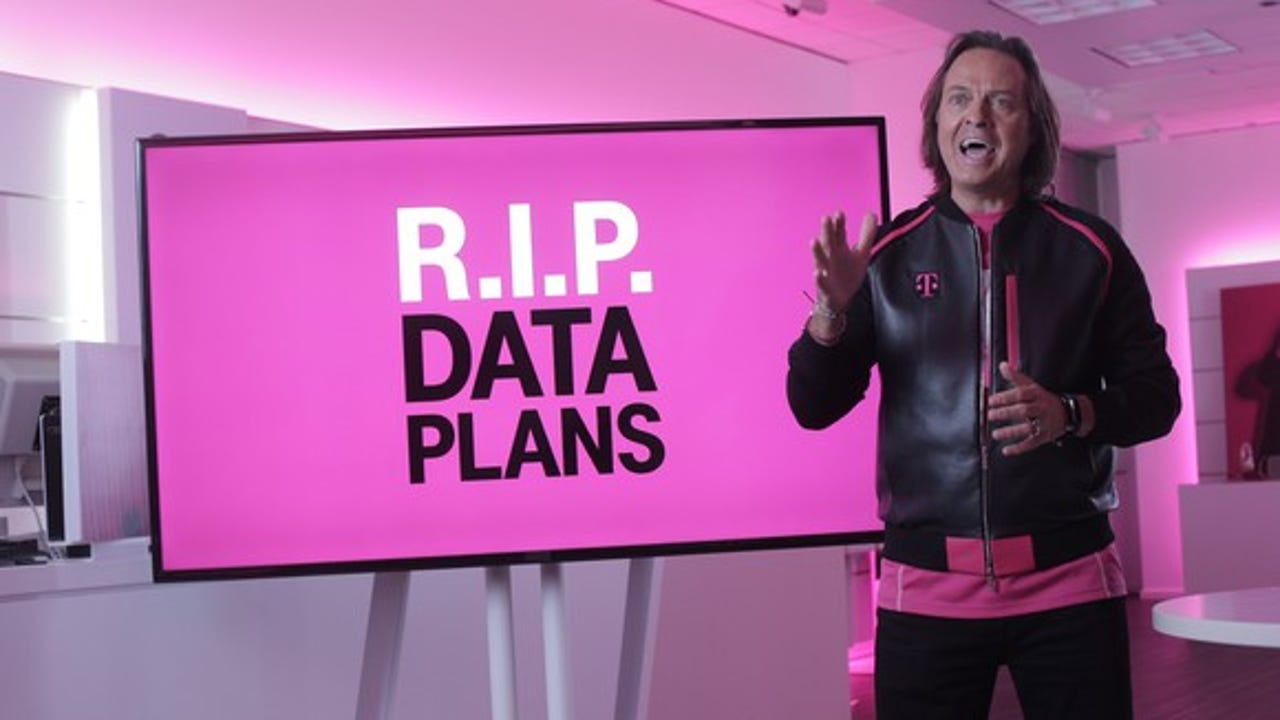 T-Mobile is slashing prices of its unlimited data plan, but there's a huge caveat. The T-Mobile One plan will be priced at $70 a month, down from $95. Video will be played in 480p, unless users purchase an HD-package for $25 per month. T-Mobile One begins September 6 and is the sole plan available for new customers. In response, rival Sprint launched an unlimited data plan that starts at $60 for the first line and also streams video in 480p resolution.