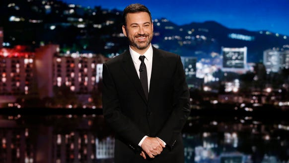 Jimmy Kimmel recognized the value of President Trump