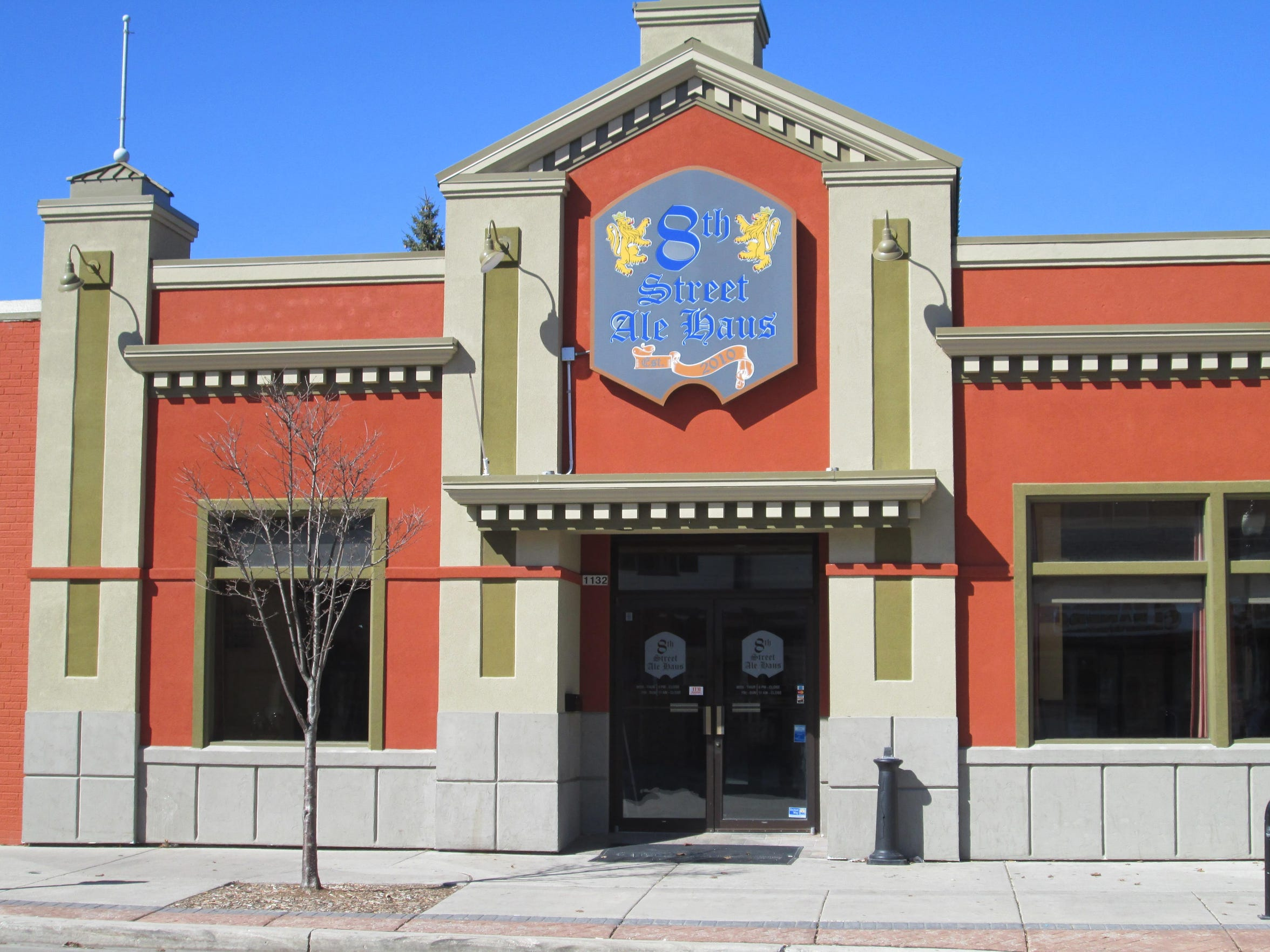 The 8th Street Ale Haus in downtown Sheboygan features