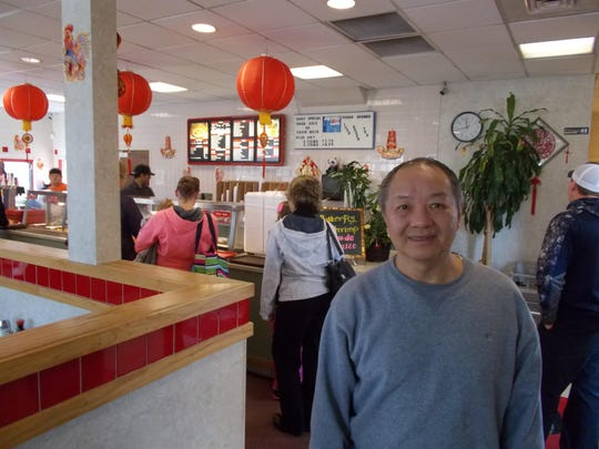 Veteran restaurant owner Sunny Hung, shown in east-side Best Wok, is converting the New Peking Restaurant into a west-side Best Wok that's expected to open in May.