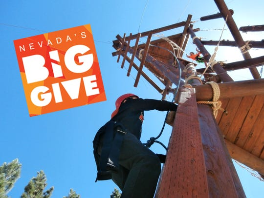 Nevada's Big Give 2017 takes place on Thursday, March