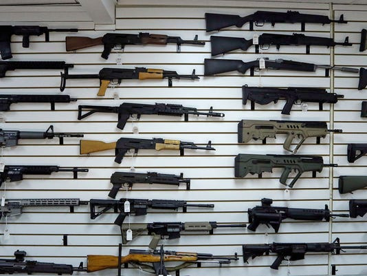 AP CHURCH SHOOTING GUN DEBATE A USA WA