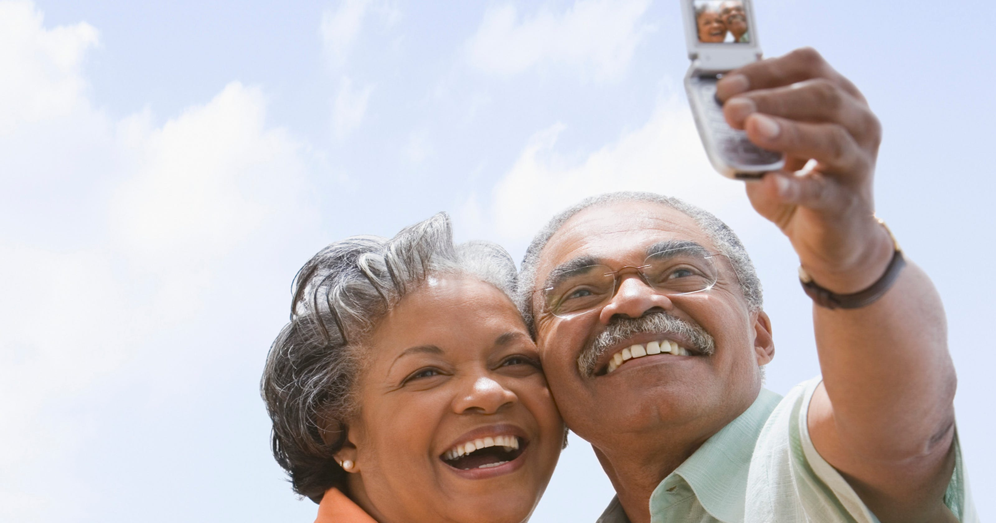 Simple smartphones available for seniors