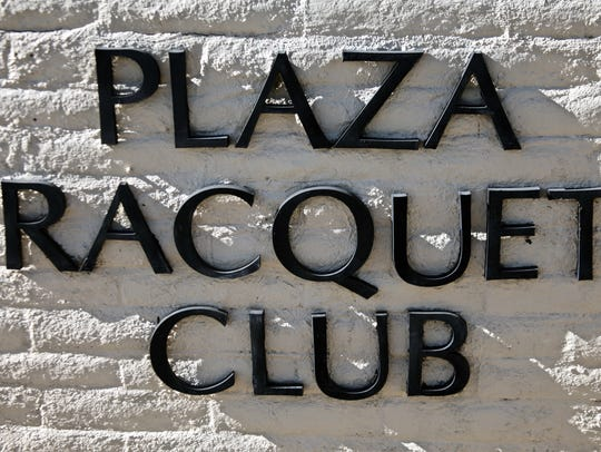 Located in Palm Springs, Plaza Racquet Club may need