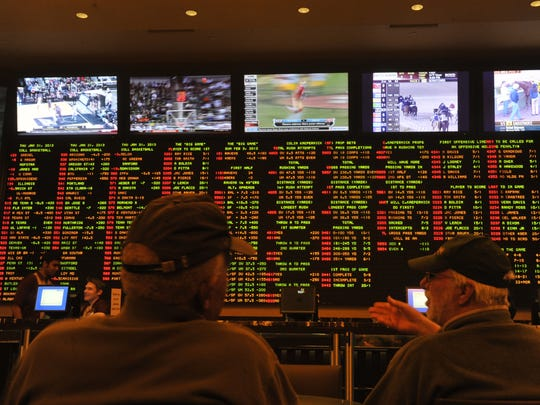 Sports wagering.