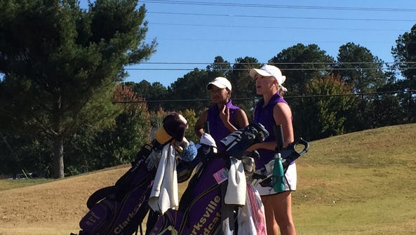 Clarksville's Mariah Smith and Riley Cooper talk prior