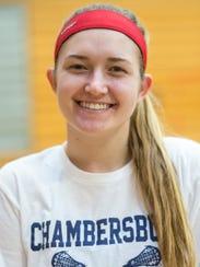Avery Rife, Chambersburg girls lacrosse
