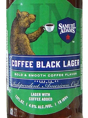 Coffee Black Lager from Samuel Adams