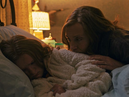 Annie (Toni Collette) struggles to connect with her daughter, Charlie (Milly Shapiro), who had an unusually close bond with her late grandma.