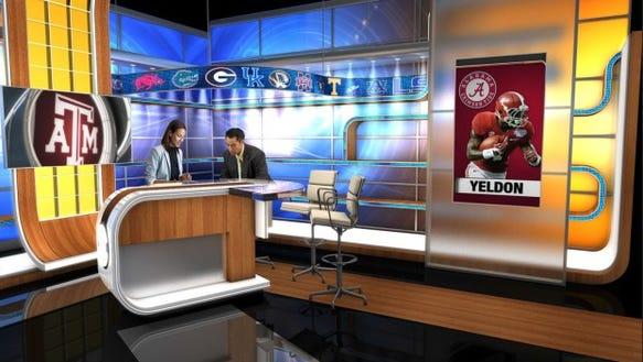 SEC Network set 2