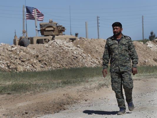 Mideast Abandoned Kurds