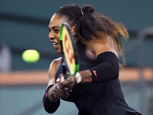 Tennis: BNP Paribas Open-Day 4