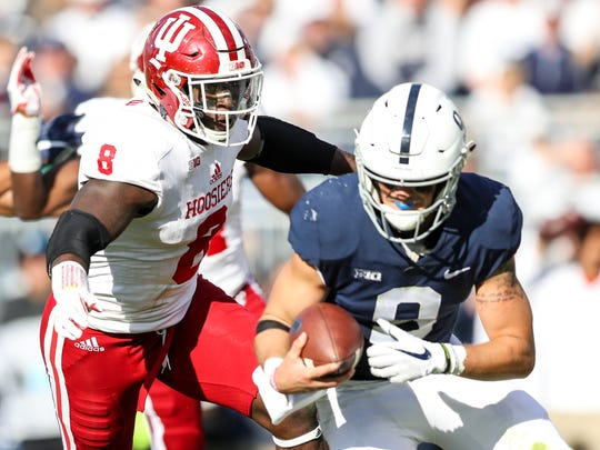 Tegray Scales wasn't drafted last month. But the linebacker showed enough playmaking ability at Indiana to push for a role in the Rams' new-look defense.