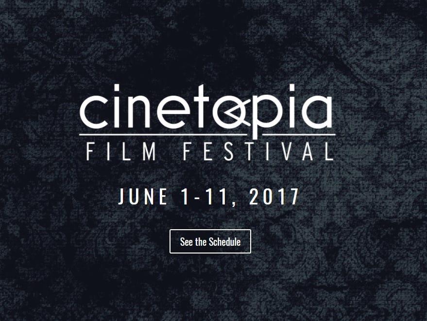 Win passes to attend the Cinetopia Film Festival June 1-11!