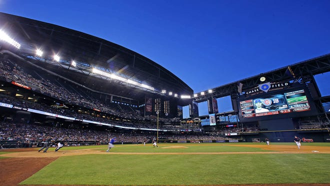 The Maricopa County Board of Supervisors has agreed to pay as much as $1 million to two law firms to defend it in a lawsuit filed by the Arizona Diamondbacks. The team says it is at an impasse with the county over repairs to Chase Field, and hopes to build a new stadium.
