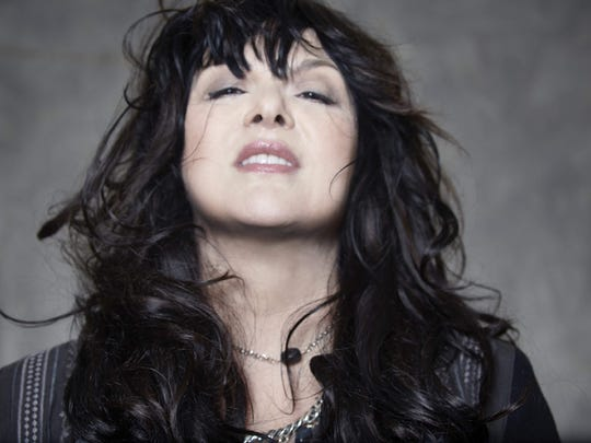 Ann Wilson's solo tour brings her through New Jersey this spring.