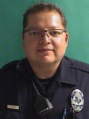 Texas Tech University police Officer Floyd East Jr.