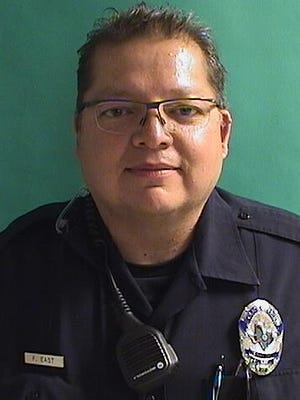 Texas Tech University police Officer Floyd East Jr.
