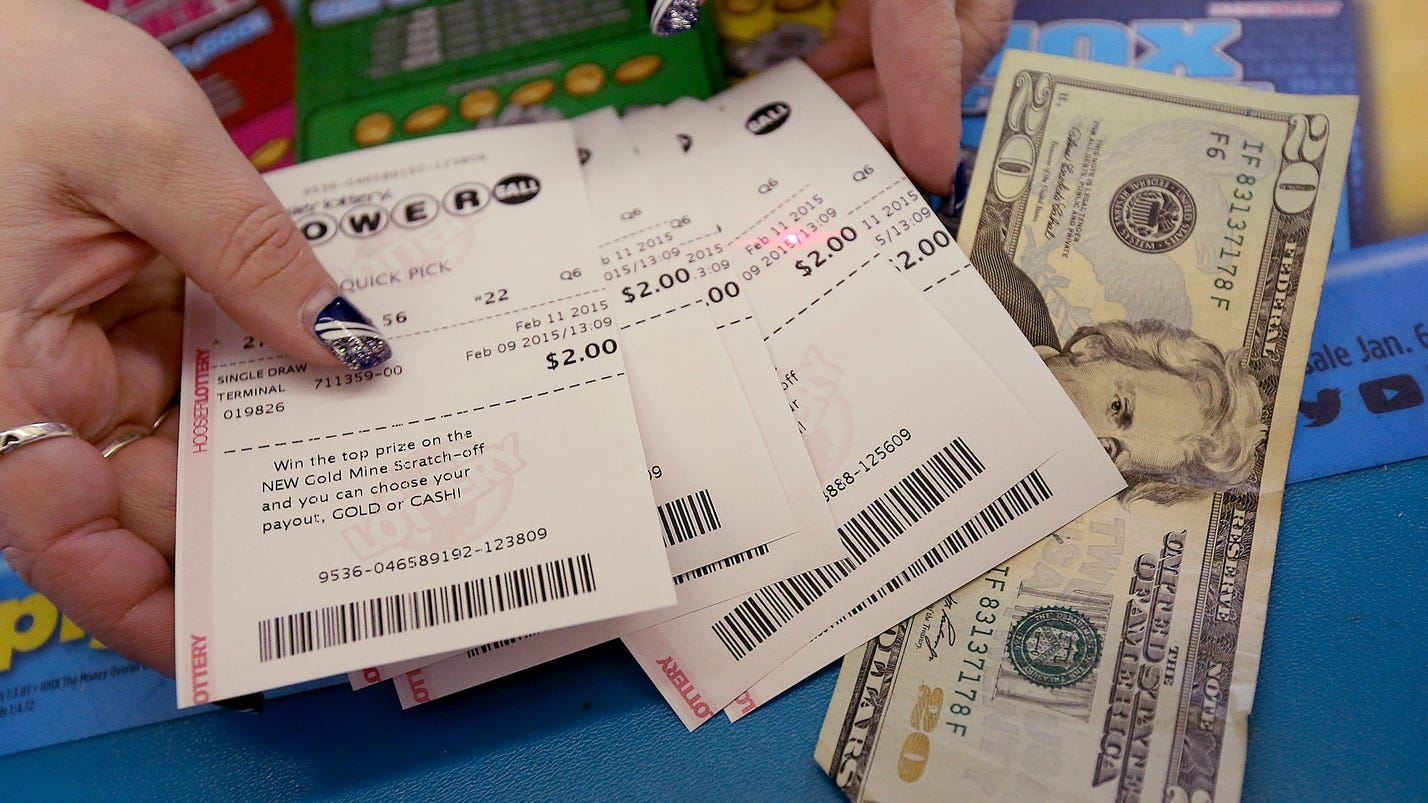 Want to Win the Mega Millions Lottery? Here's How to Play