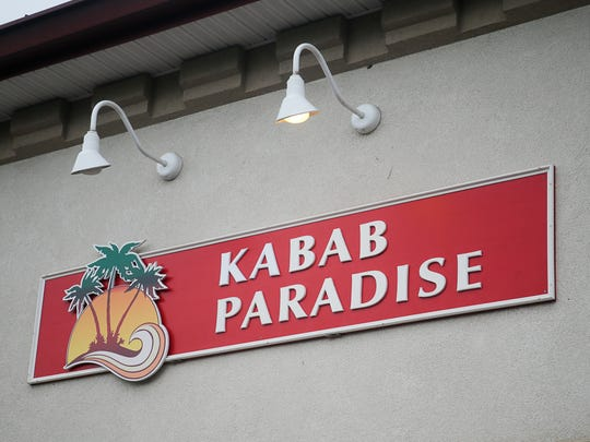 Kabab Paradise in South Bound Brook on May 4, 2016.