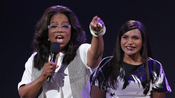 Oh, to be friends with Oprah.