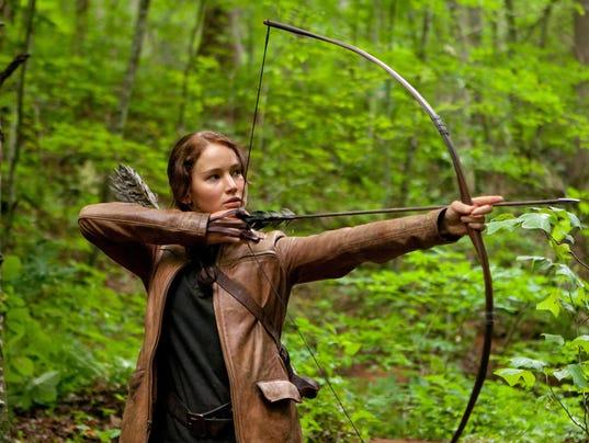 Katniss rocks