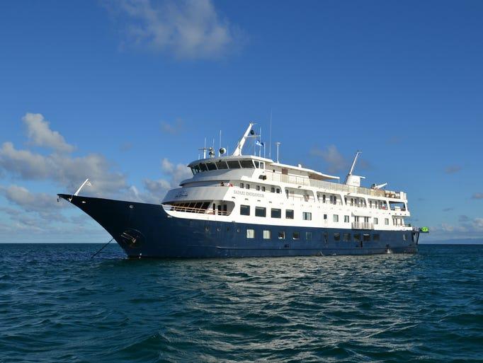 Un-Cruise Adventures' 84-passenger Safari Endeavour