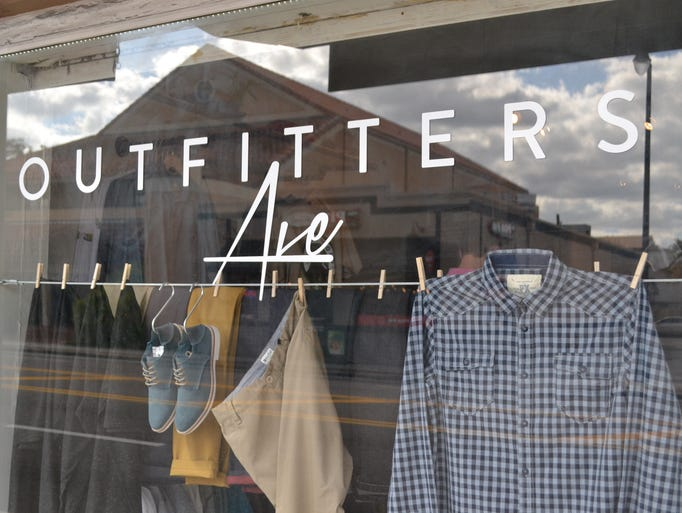 Outfitters Ave., owned by UCF alumnus Jacob Zapf, is