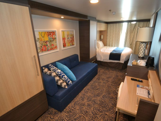 Cruise ship tours royal caribbean 39 s anthem of the seas for Anthem of the seas inside cabins